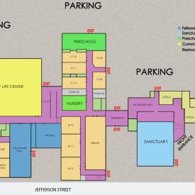 FPC Campus Map